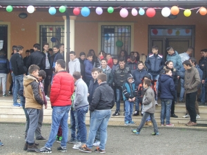 Albania, Bilaj: Dzień ministranta 2015