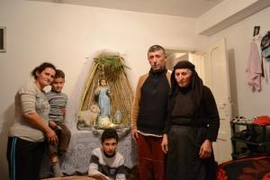 Albania, Bilaj: Figurka Dzieciątka Jezus (2014)