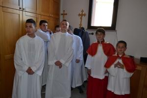 Albania, Bilaj: Liturgiczna Służba Ołtarza wyróżniona