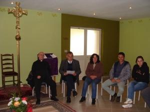 Albania Bilaj Neokatechumenat marzec 2014