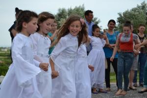 Albania, Bilaj: Pierwsza Komunia Święta (2014)