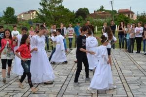 Albania, Murqina: Pierwsza Komunia Święta (2014)