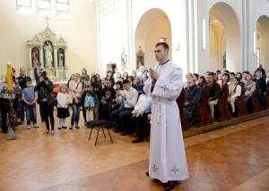 Ukraina, Mukaczew: Święcenia kapłańskie