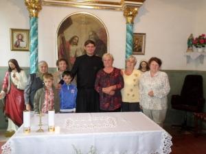 Ukraina, Swalawa, filia w Draczynie (2014)