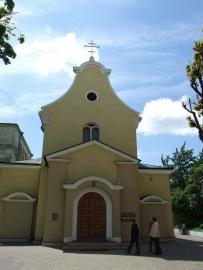 Ukraina, Swalawa: Pielgrzymka do św. Jozefa (2014)