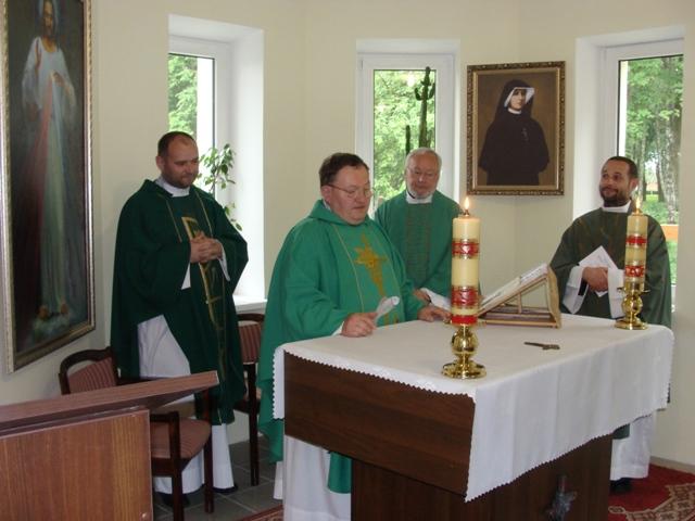 Jubileusz 40-lecia święceń kapłańskich ks. Ignacego
