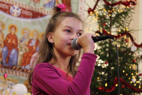 Witebsk, Białoruś: Świąteczny koncert