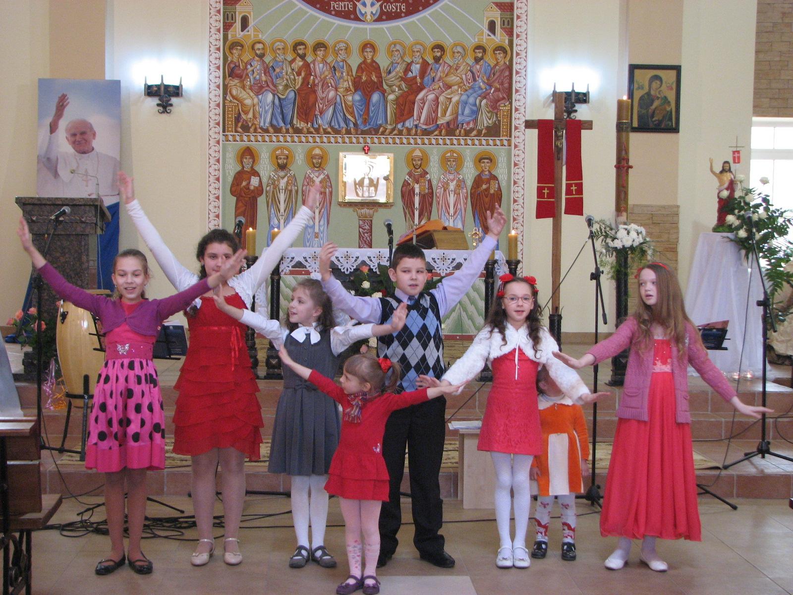 Białoruś, Witebsk: Podwójna uroczystość w II Niedzielę Wielkanocną