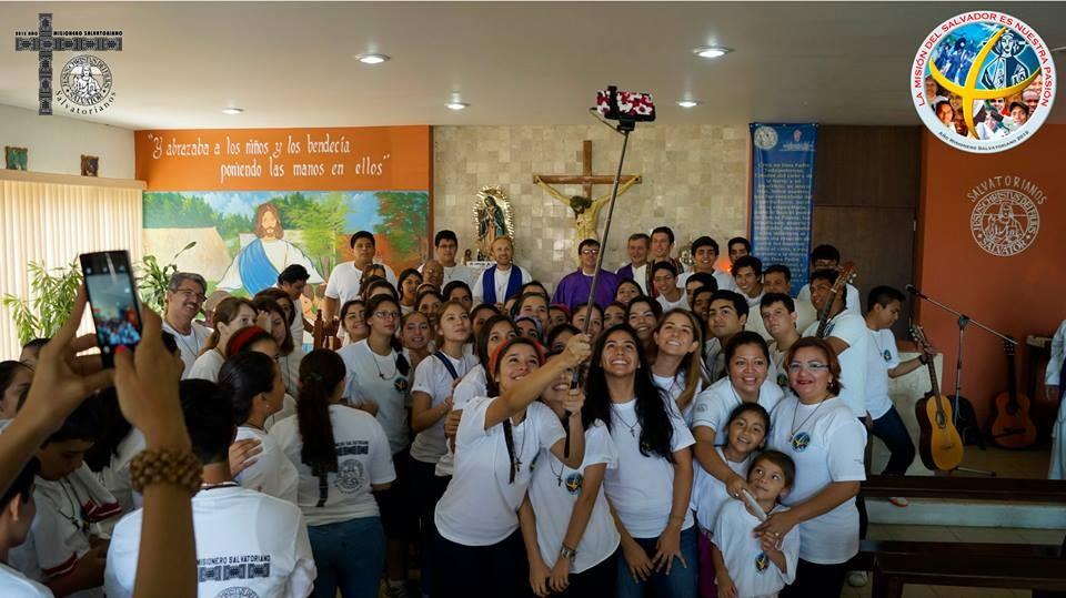 """Meksyk, Campeche: Mision """"Pascua"""" – misje salwatoriańskie na wioskach Majów"""